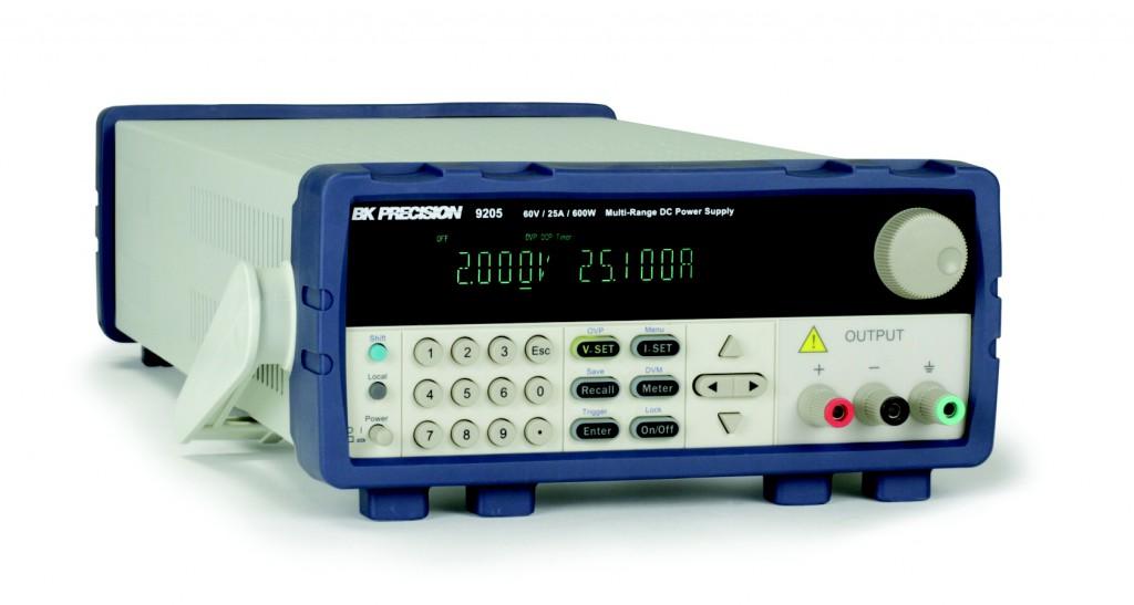 Stromversorgung programmierbar